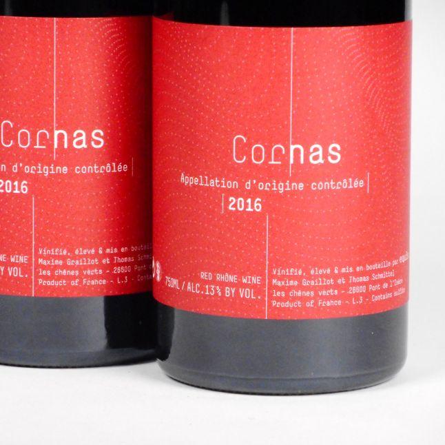 Cornas Equis 2016