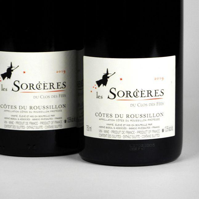 Côtes du Roussillon: Les Sorcières du Clos des Fées Rouge 2018