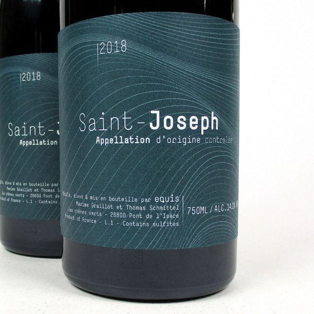 Saint-Joseph: Equis 2018