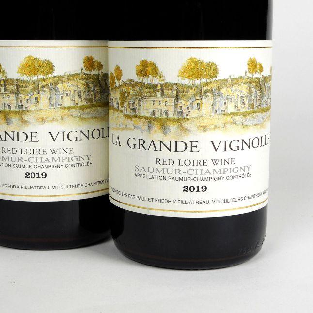 Saumur Champigny: Domaine Filliatreau 'La Grande Vignolle' 2019