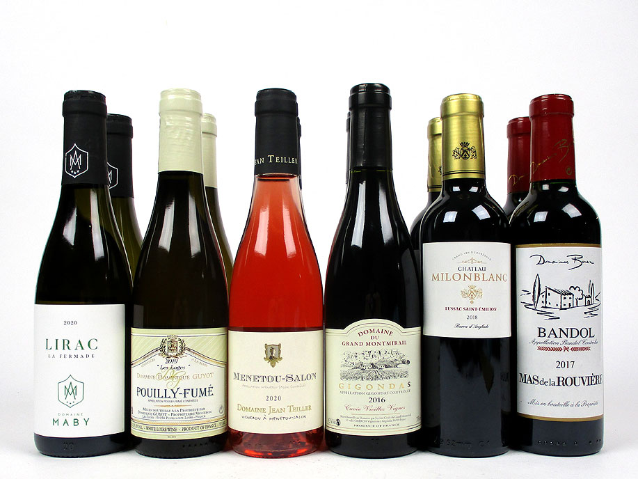 'Delightful Demies' - Mixed Case Wine Offer