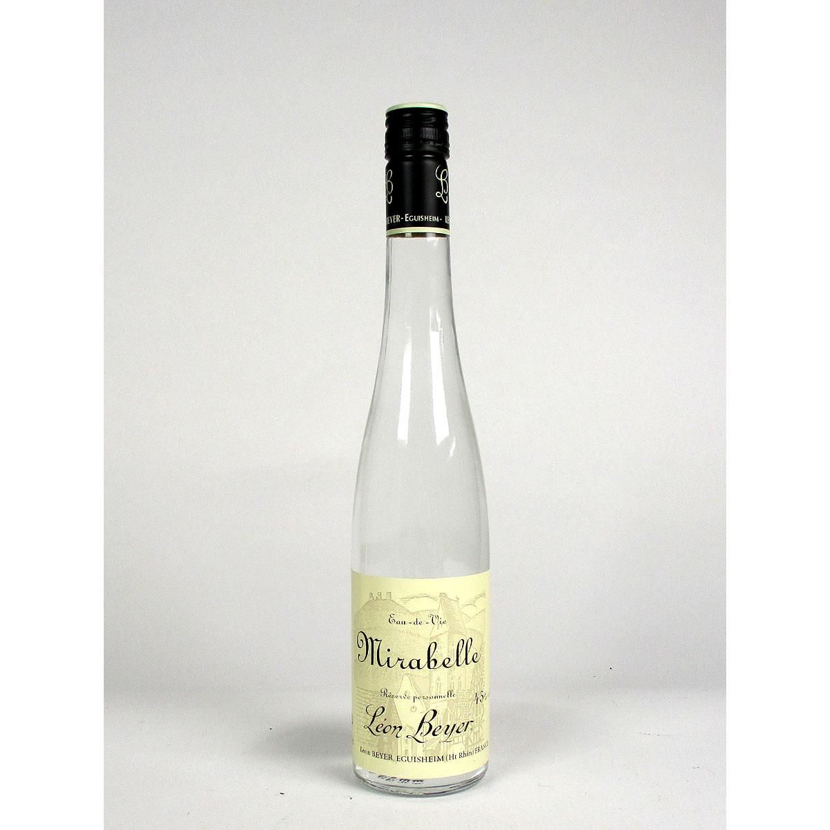 Eau-de-Vie Mirabelle 'Réserve Personelle': Léon Beyer - Bottle