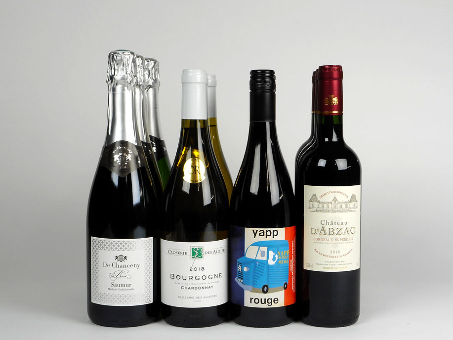 'Essential Entertaining' - Mixed Case Wine Offer