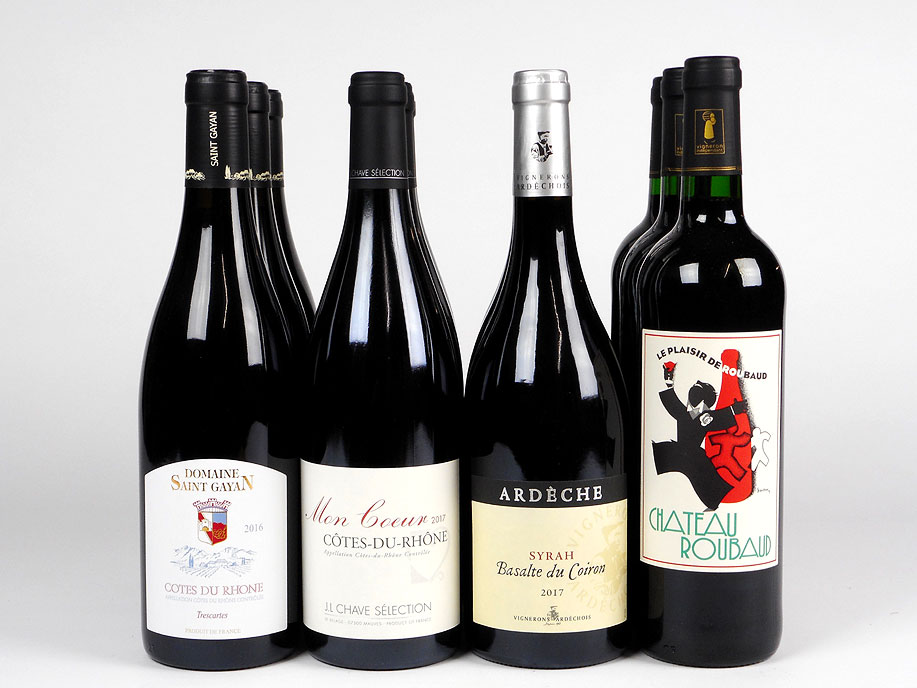 Fireside Favourites Mixed Case Wine Offer