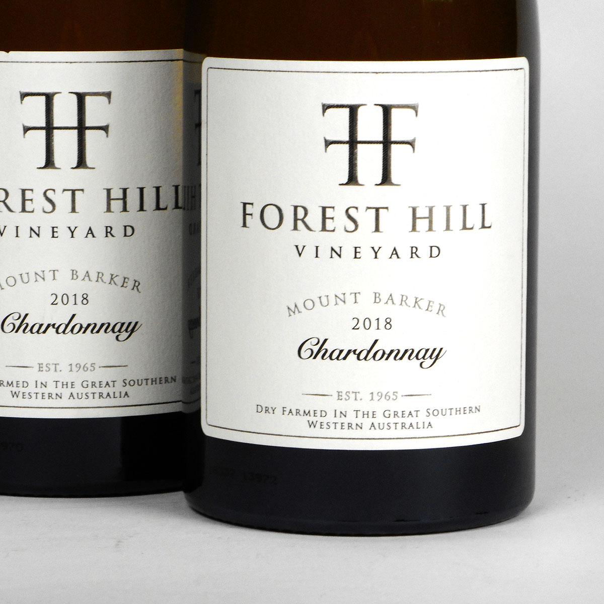Forest Hill Vineyard: 'Estate' Chardonnay 2018