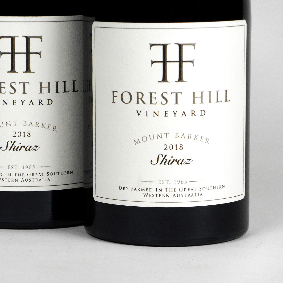 Forest Hill Vineyard: 'Estate' Shiraz 2018