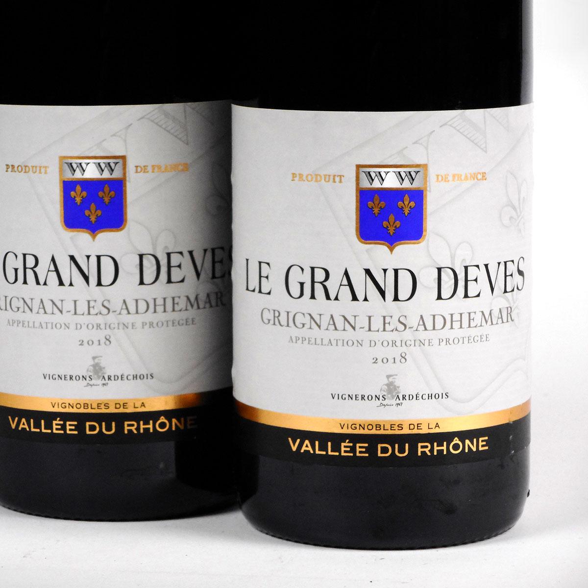 Grignan-Les-Adhémar: 'Le Grand Dèves' 2018