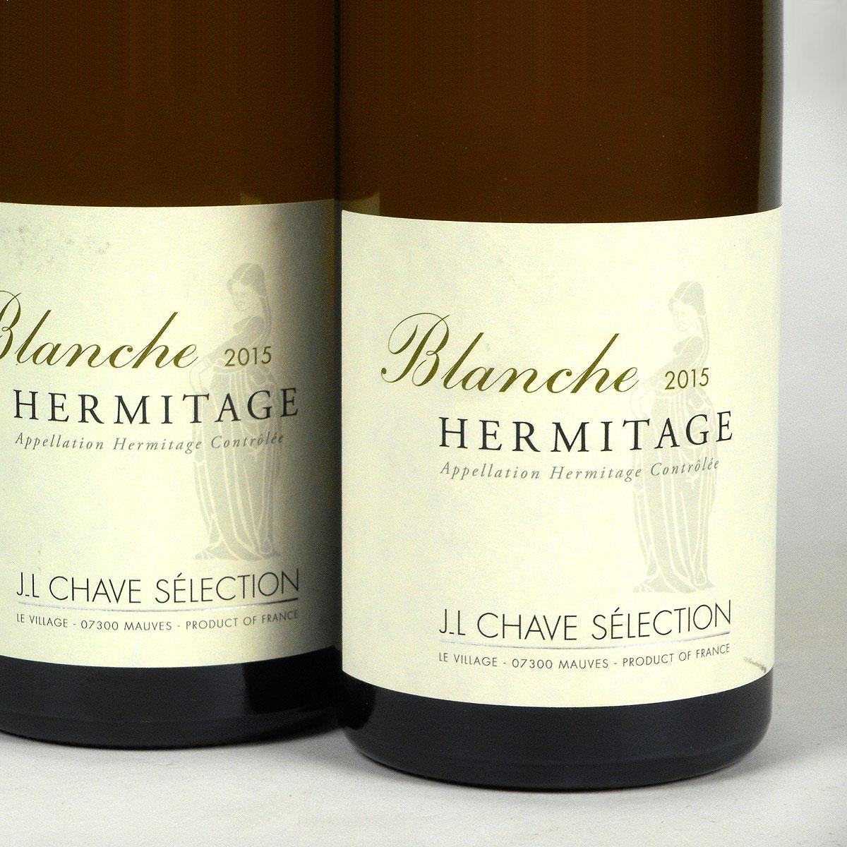 Hermitage: Jean-Louis Chave Sélection 'Blanche' 2015