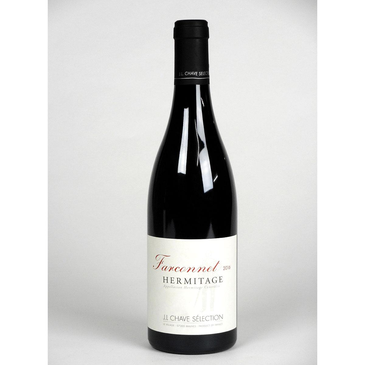 Hermitage: Jean-Louis Chave Sélection 'Farconnet' Rouge 2016 - Bottle