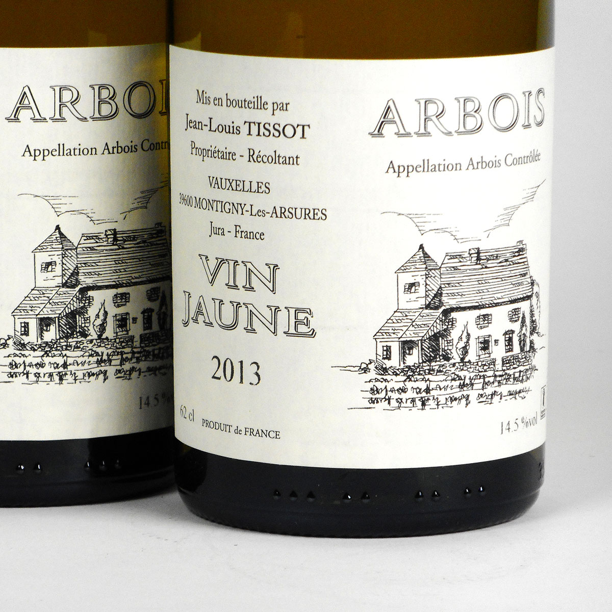 Jura Arbois: Vin Jaune Domaine Jean-Louis Tissot 2013