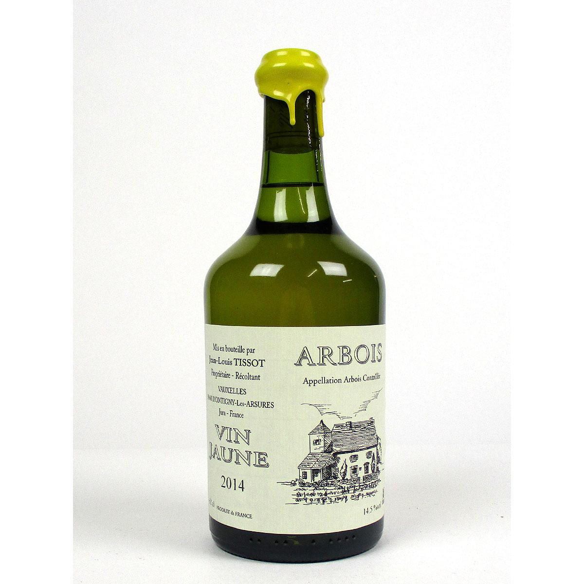 Jura Arbois: Vin Jaune Domaine Jean-Louis Tissot 2014 - Bottle