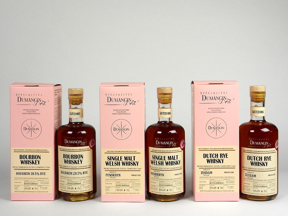 Limited Edition Whisky: Spécialités Dumangin Offer - Christmas 2020