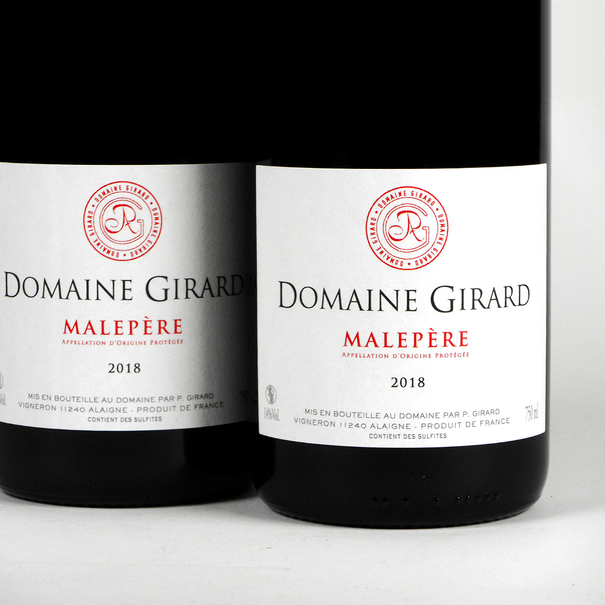 Malepère: Domaine Girard 'Cuvée Tradition' 2018