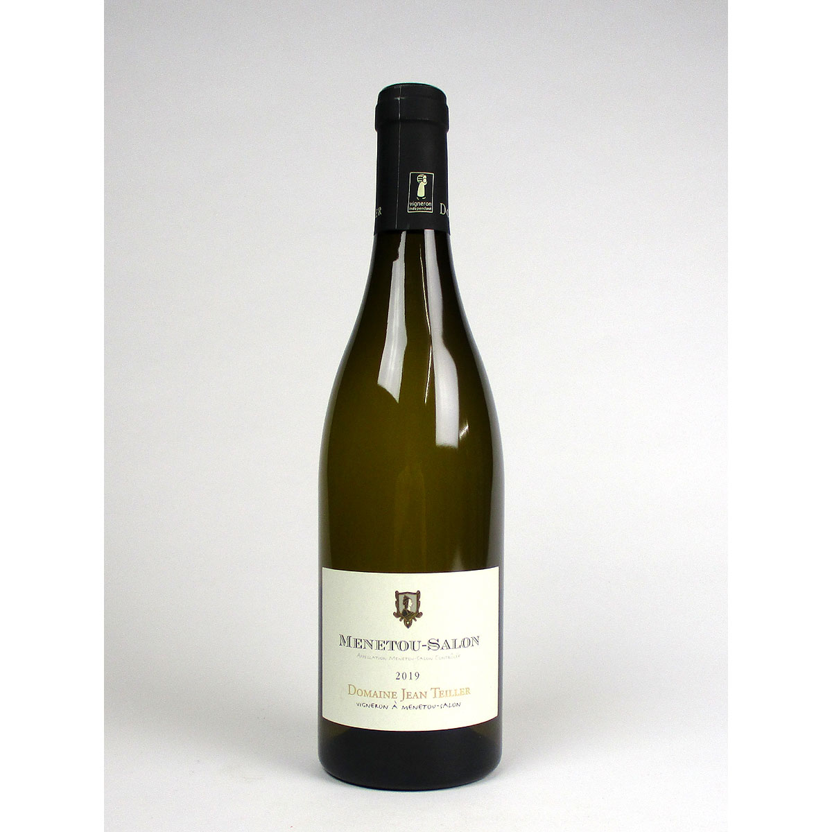 Menetou Salon: Domaine Jean Teiller Blanc 2019 - Bottle