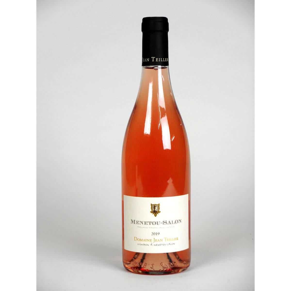 Menetou Salon: Domaine Jean Teiller Rosé 2019 - Bottle