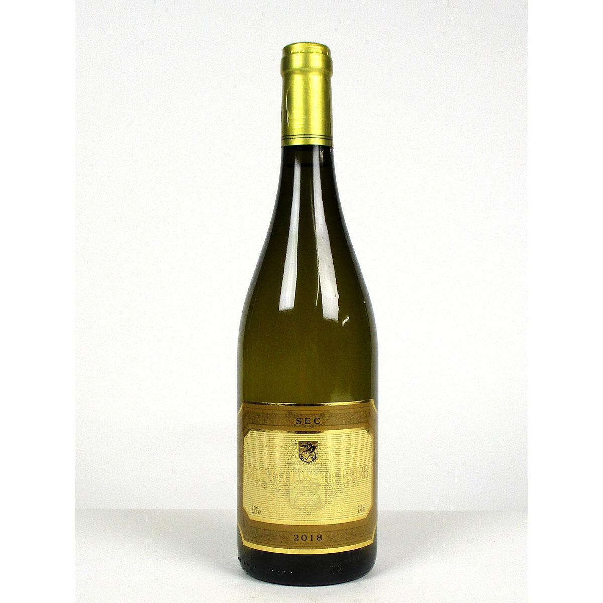 Montlouis-sur-Loire: Domaine des Liards Sec 2018 - Bottle