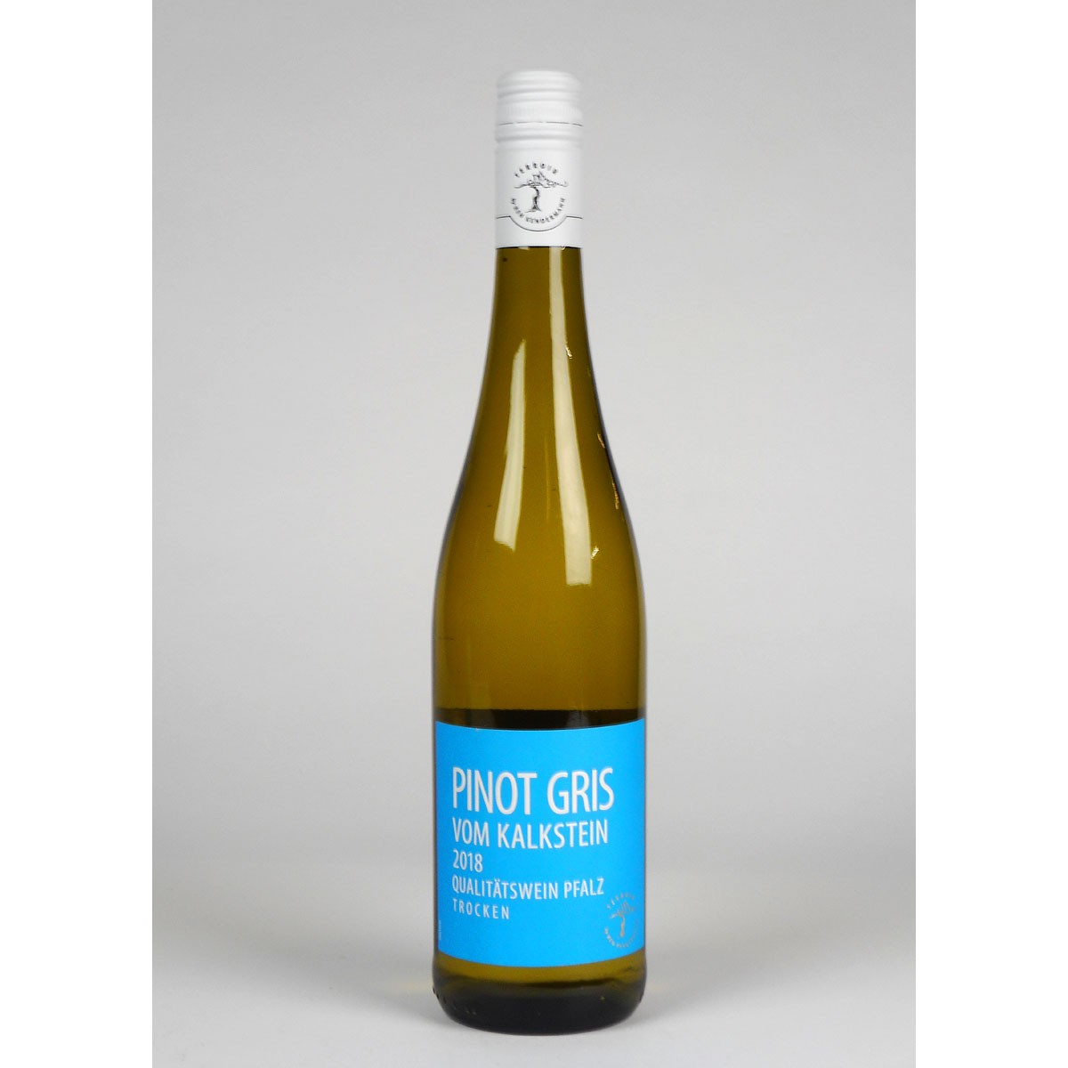 Pfalz: Pinot Gris vom Kalkstein 2018 - single bottle