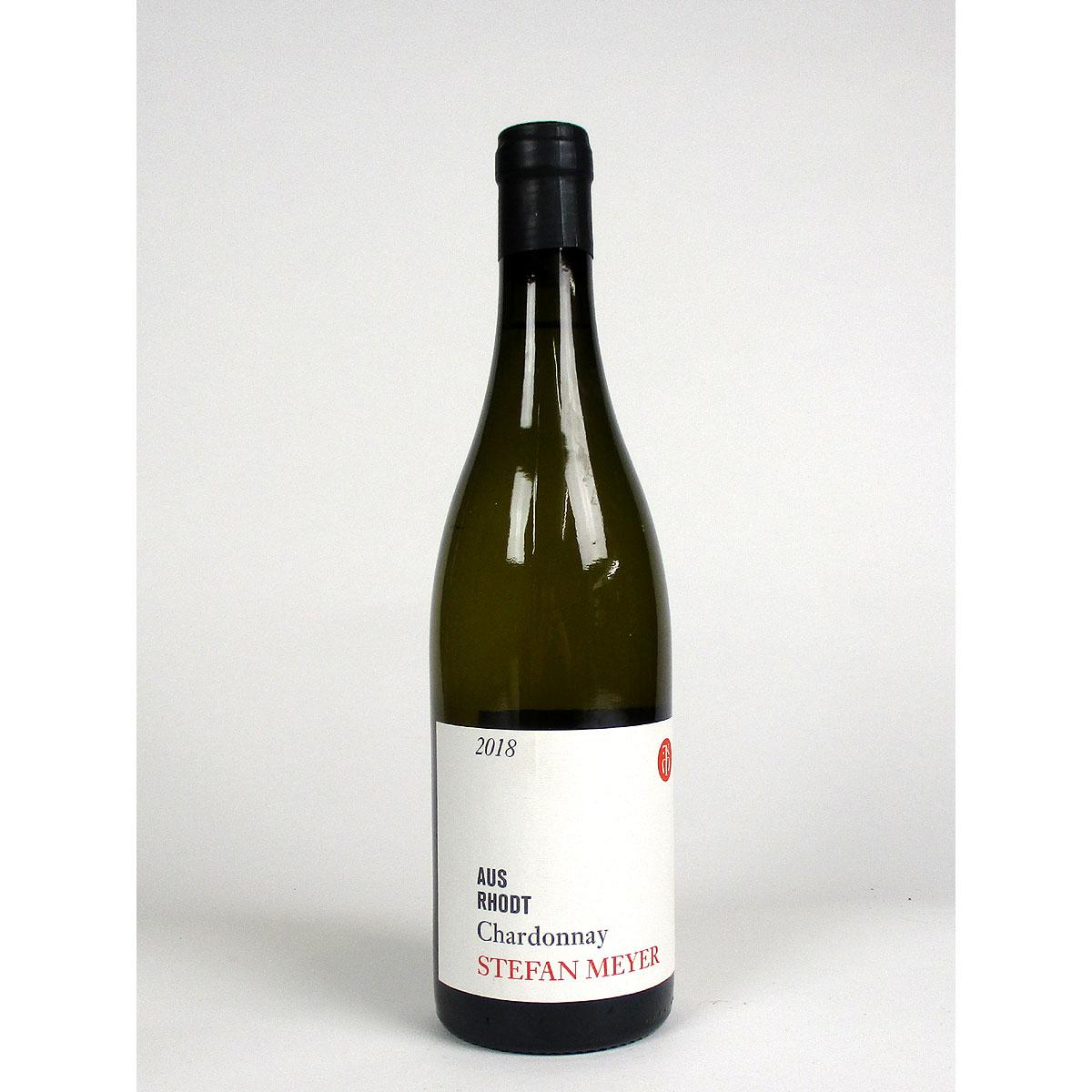 Pfalz: Stefan Meyer 'Aus Rhodt' Chardonnay 2018 - Bottle