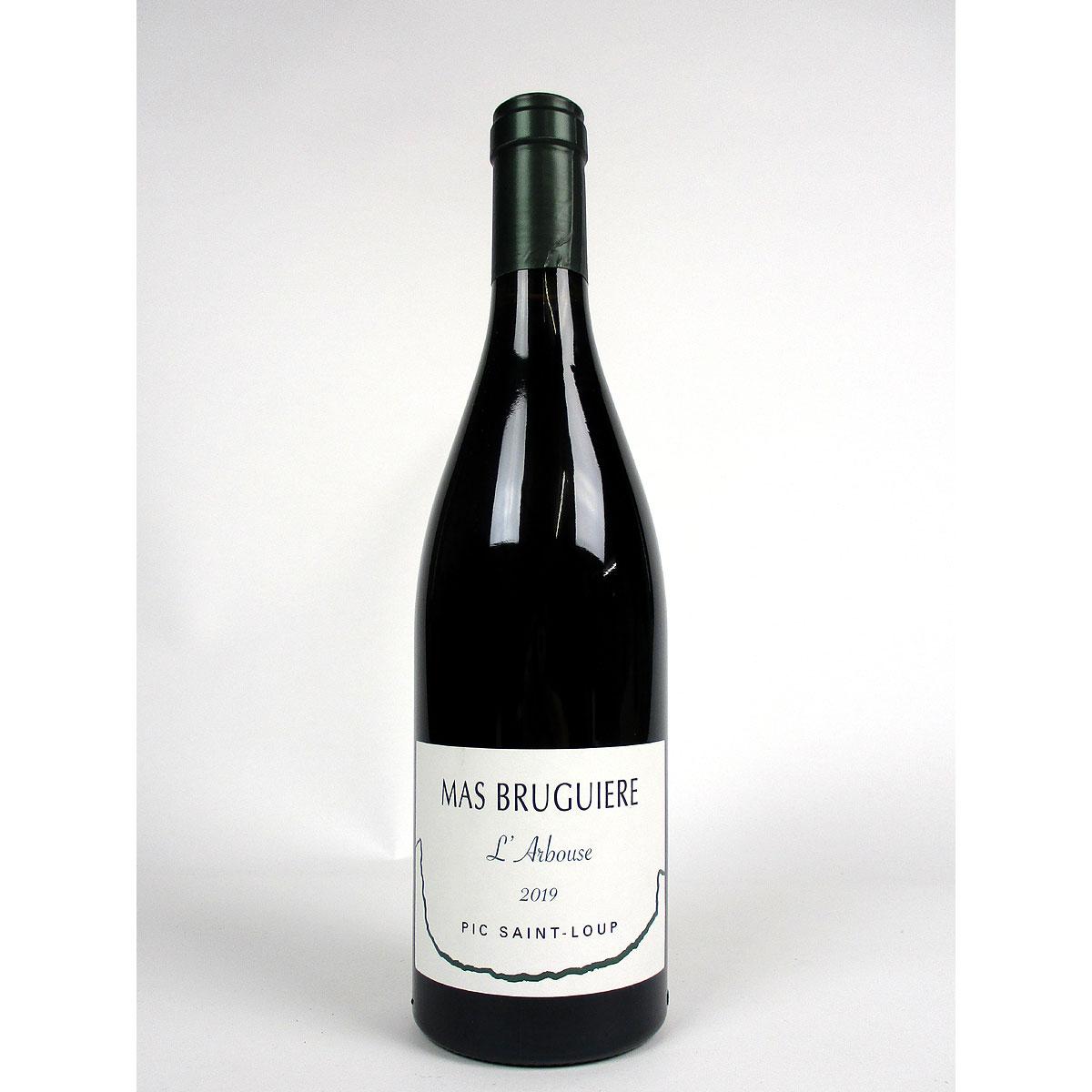 Pic Saint-Loup: Mas Bruguière 'l'Arbouse' 2019 - Bottle