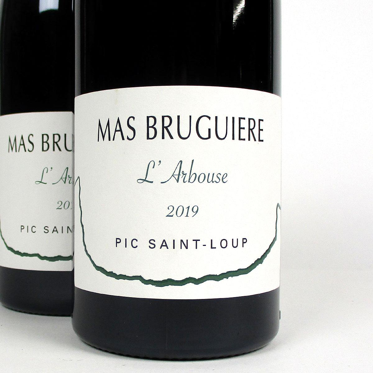 Pic Saint-Loup: Mas Bruguière 'l'Arbouse' 2019