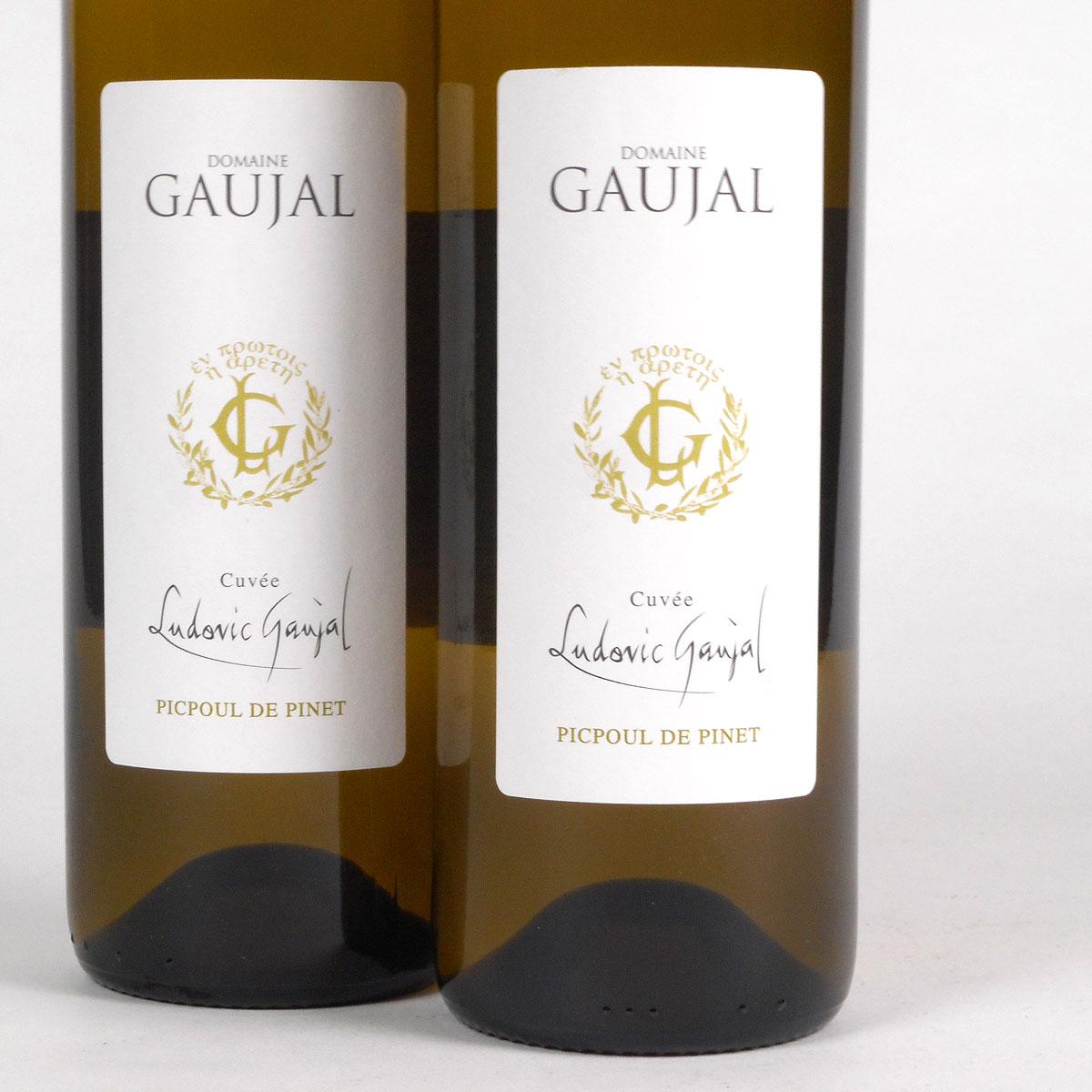 Picpoul de Pinet: Domaine Gaujal 2019