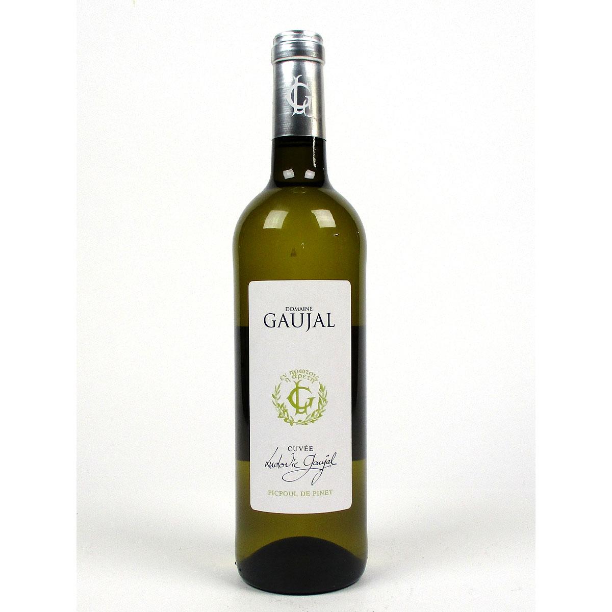 Picpoul de Pinet: Domaine Gaujal 2020 - Bottle