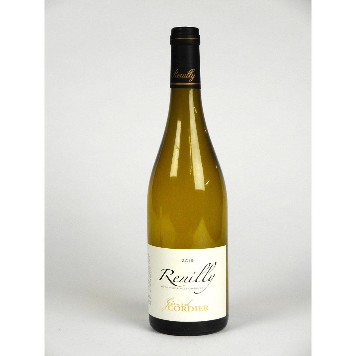 Reuilly: Gerard Cordier Blanc 2019 - Bottle