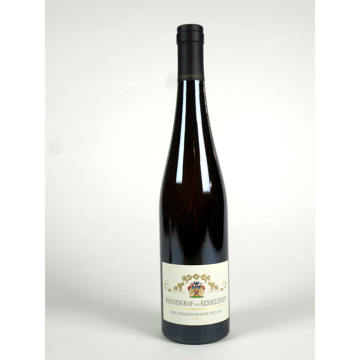Saar: Reichsgraf von Kesselstatt Scharzhofberger Riesling Spätlese 2004 - Bottle