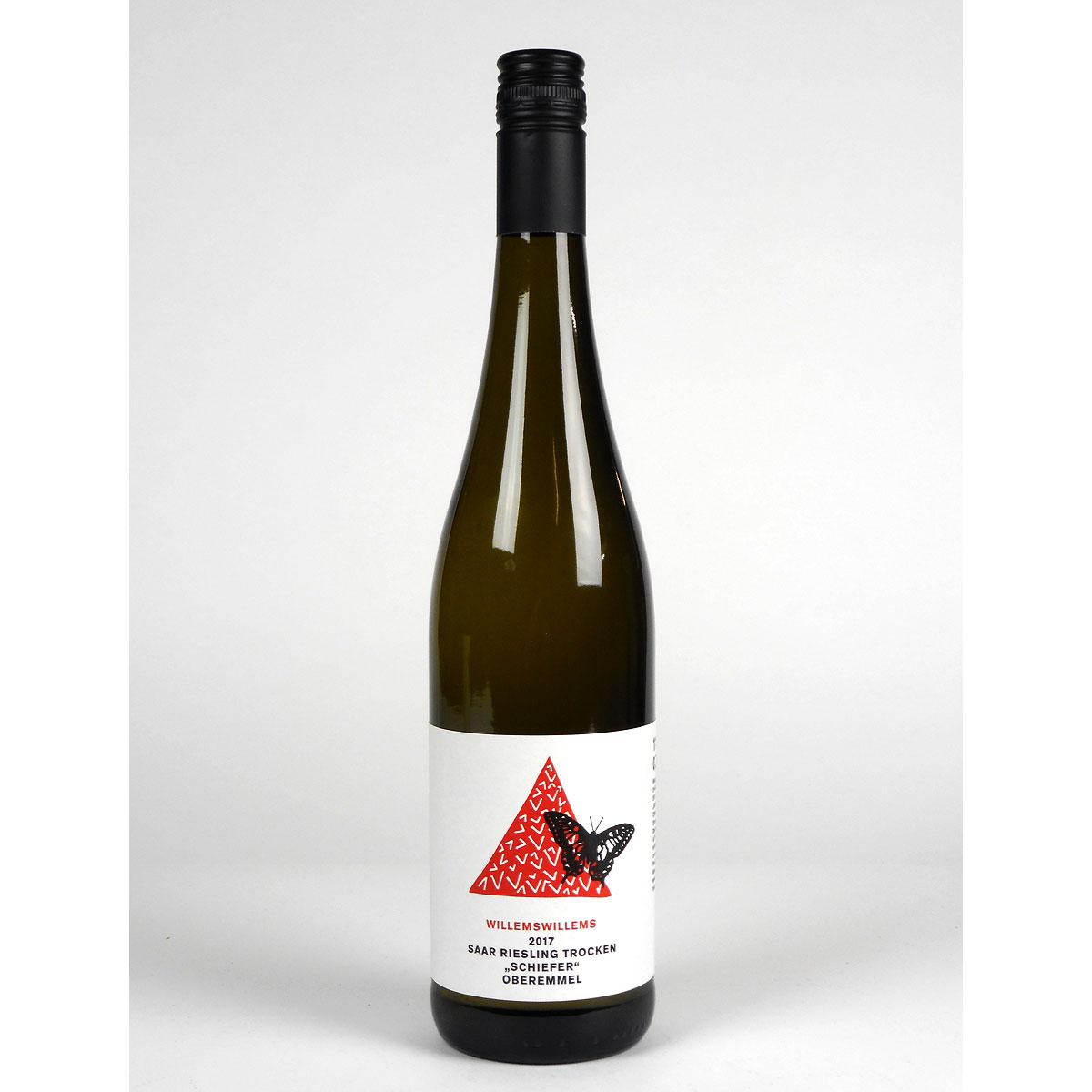 Saar: Willems-Willems Riesling 'Schiefer' 2017 - Bottle