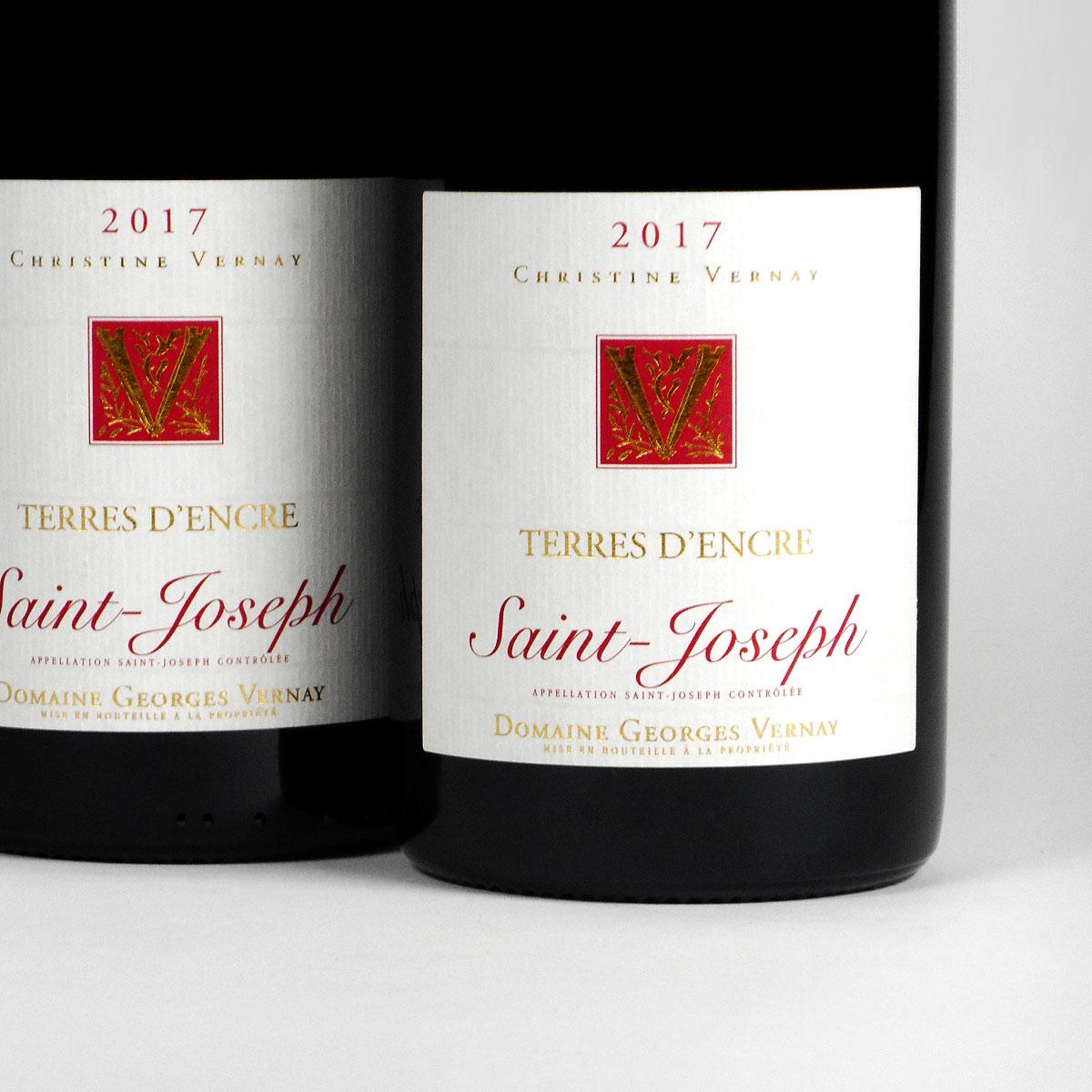 Saint-Joseph: Domaine Georges Vernay 'Terres d'Encre' 2017