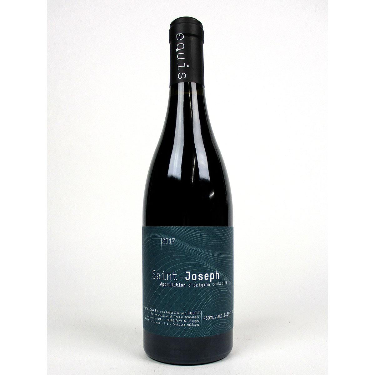 Saint-Joseph: Equis 2017 - Bottle