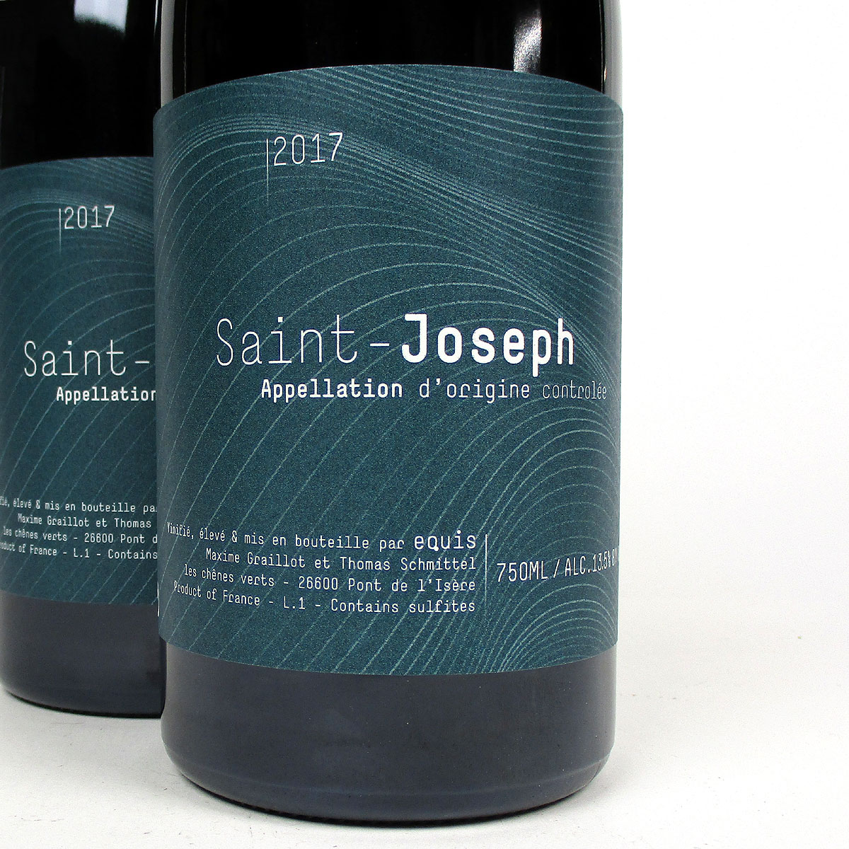 Saint-Joseph: Equis 2017