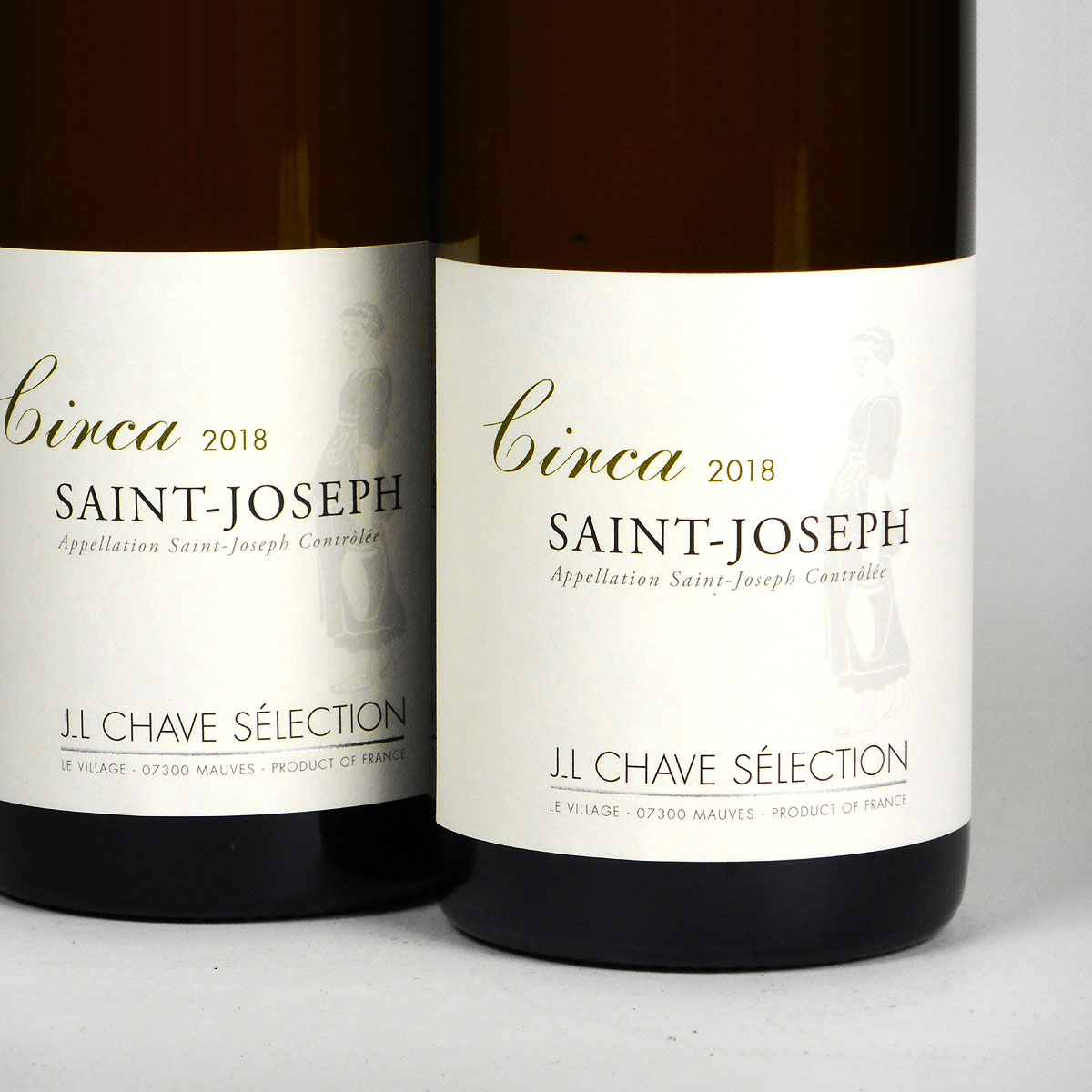 Saint-Joseph: Jean-Louis Chave Sélection 'Circa' Blanc 2018