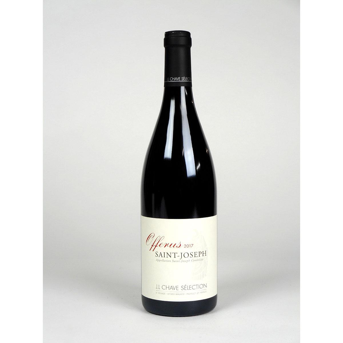 Saint-Joseph: Jean-Louis Chave Sélection 'Offerus' Rouge 2017 - Wine Bottle