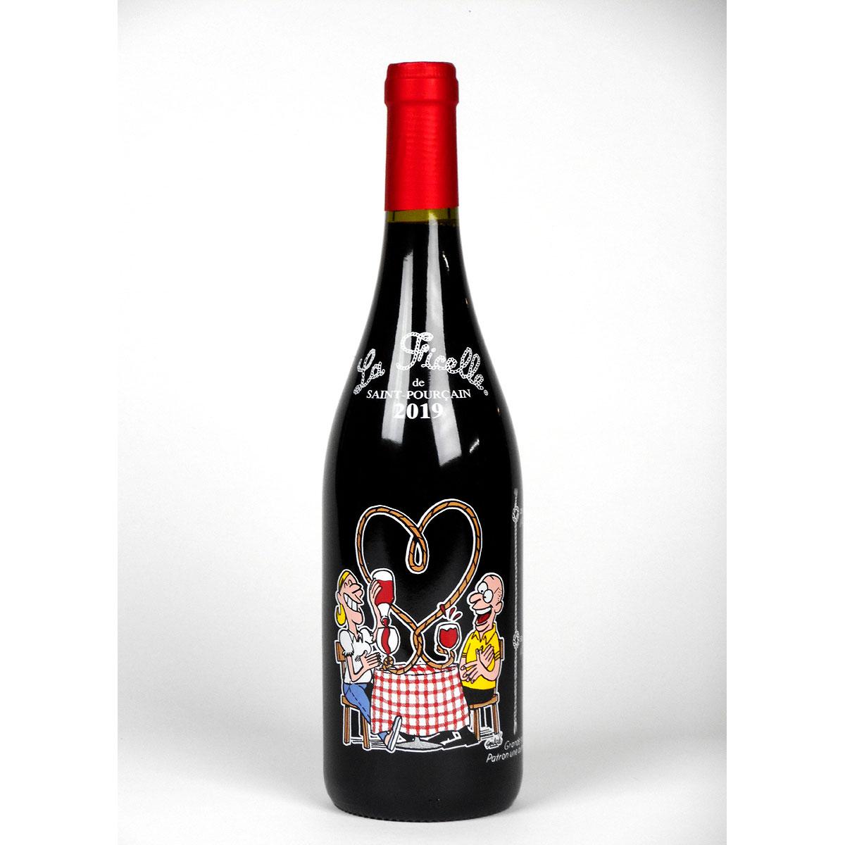 Saint-Pourçain: 'La Ficelle' Rouge 2019 - Bottle