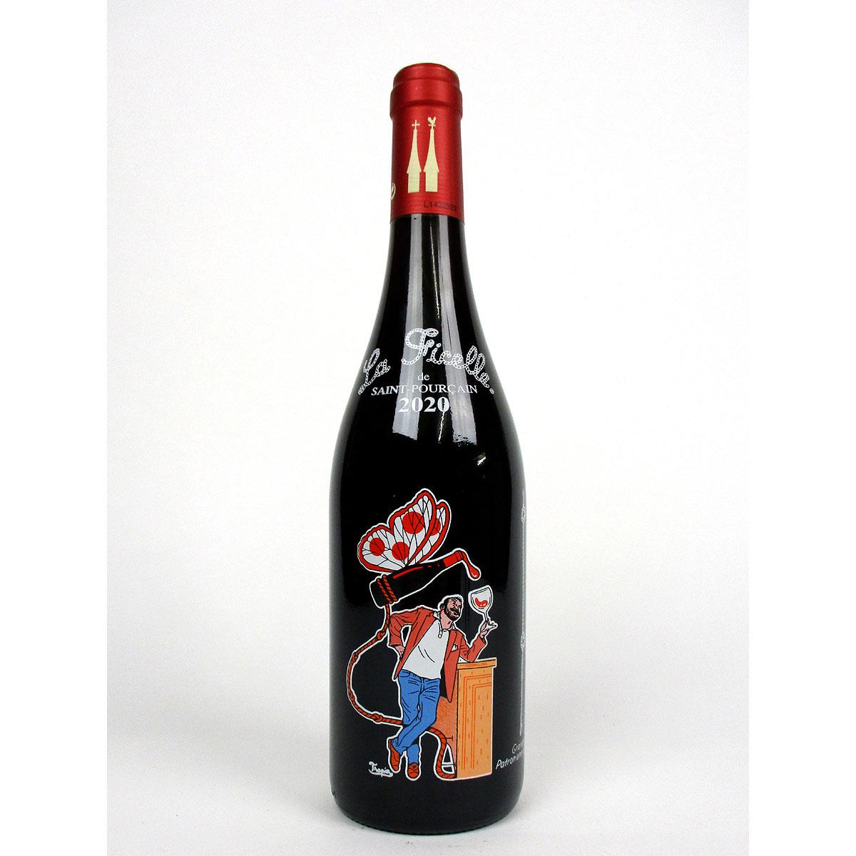 Saint-Pourçain: 'La Ficelle' Rouge 2020 - Bottle