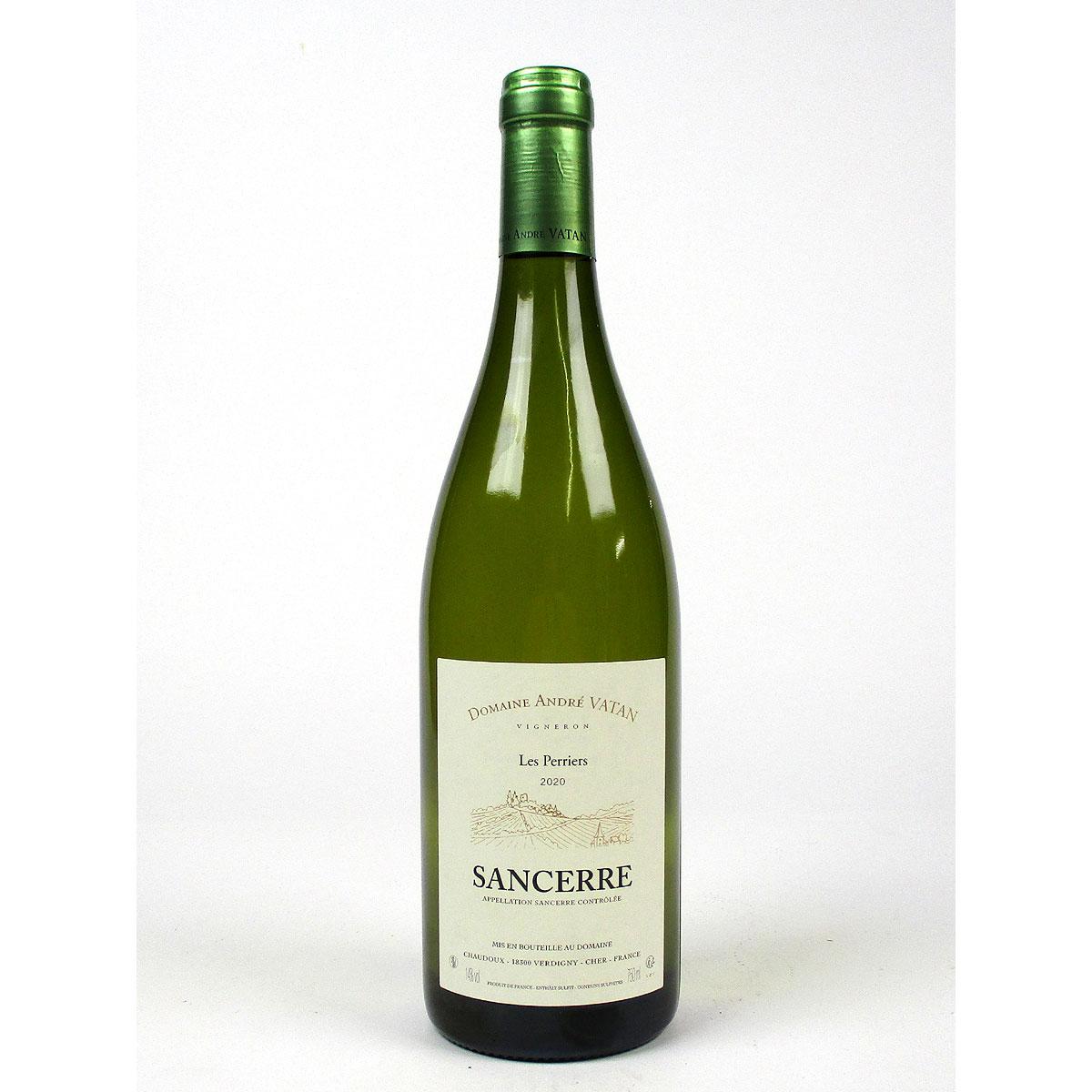 Sancerre: Domaine André Vatan 'Les Perriers' Blanc 2020 - Bottle