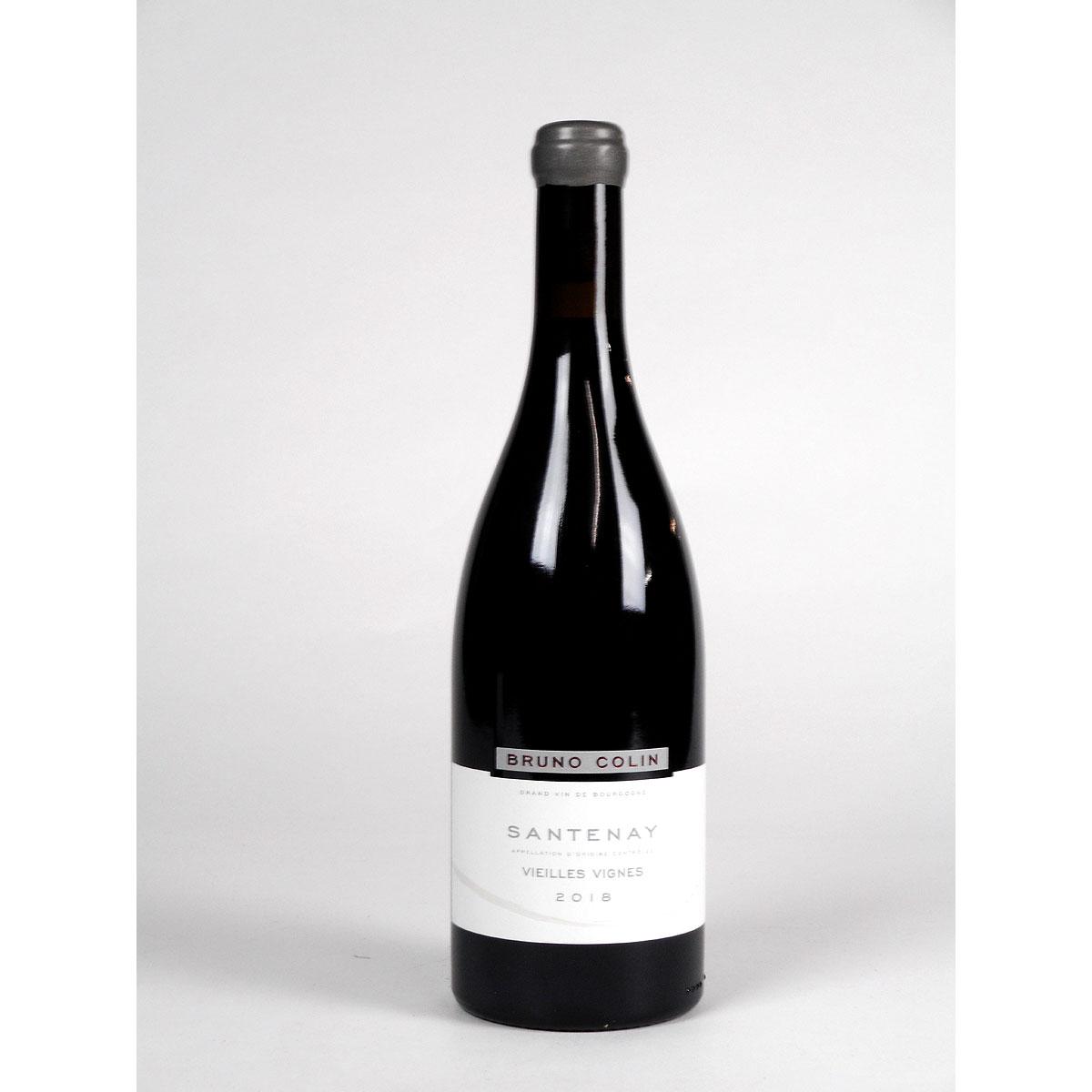 Santenay: Domaine Bruno Colin 'Vieilles Vignes' 2018 - Bottle