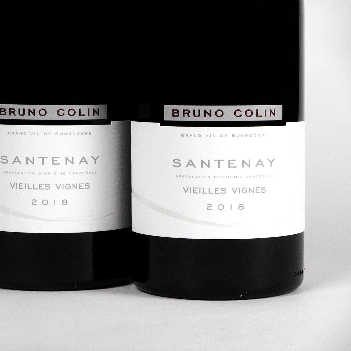Santenay: Domaine Bruno Colin 'Vieilles Vignes' 2018