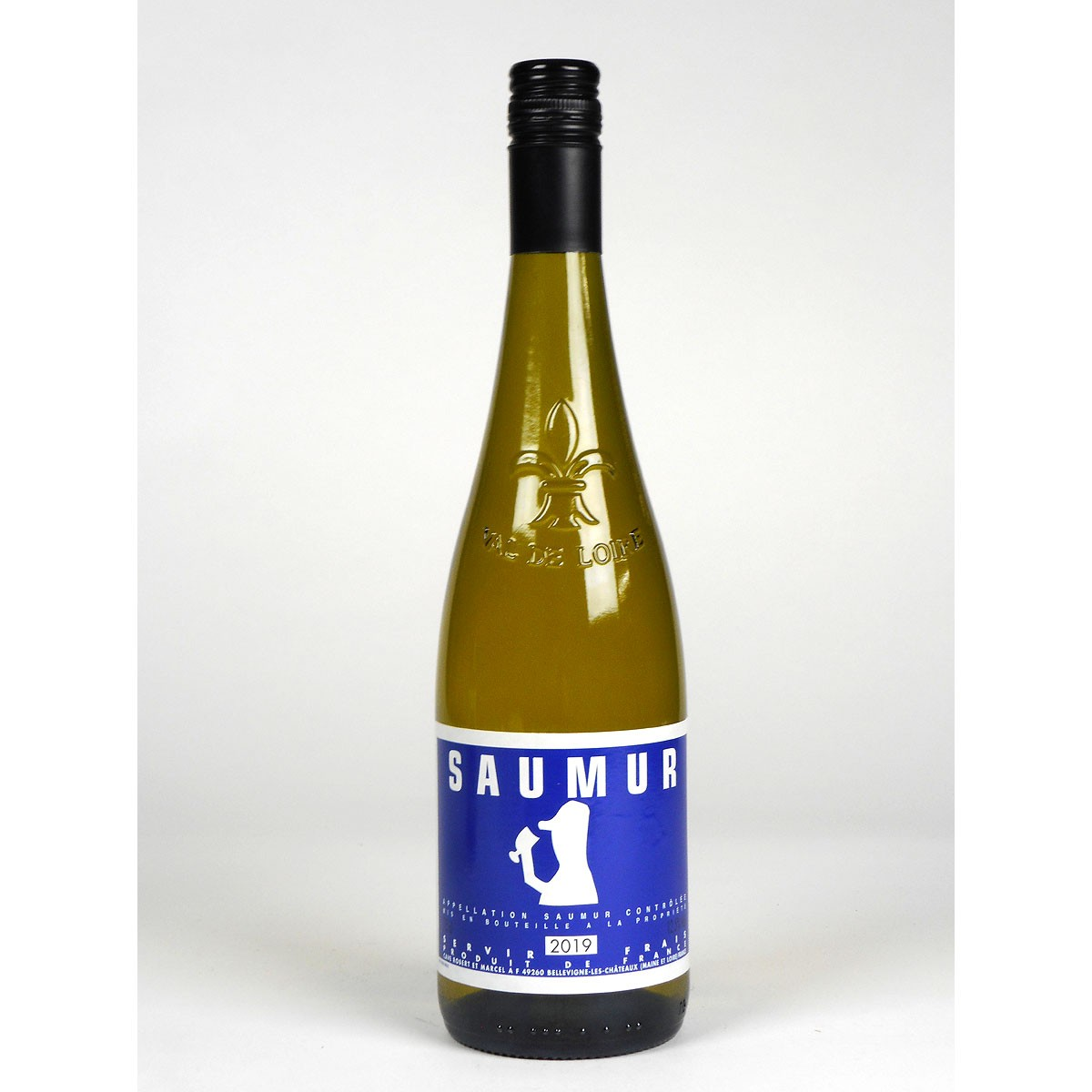 Saumur Blanc 2019 - Bottle