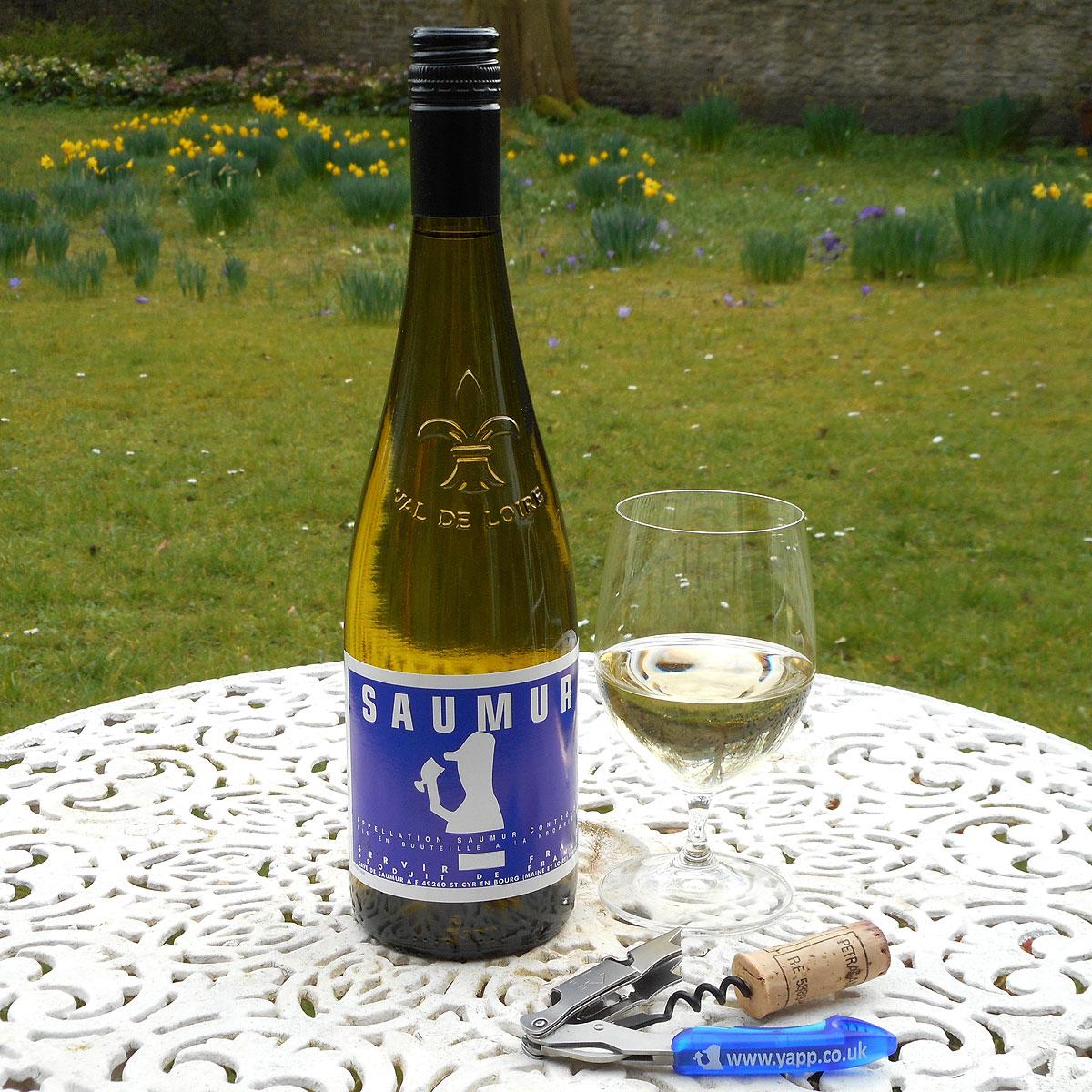 Saumur Blanc 2020 - Lifestyle