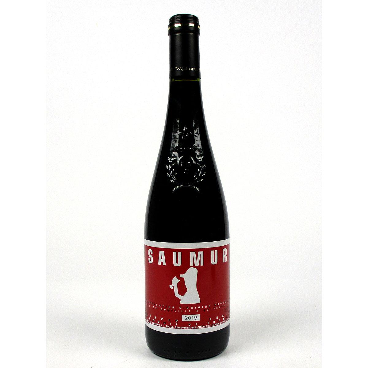 Saumur Rouge 2019 - Bottle