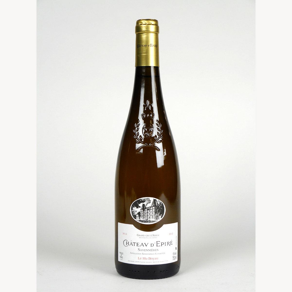 Savennières: Château d'Epiré 'Le Hu Boyau' 2012 - Bottle