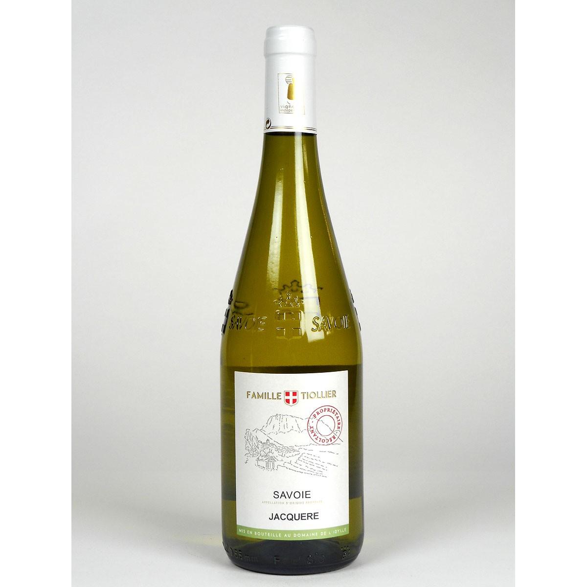 Savoie: Domaine de L'Idylle Jacquère 2020 - Bottle