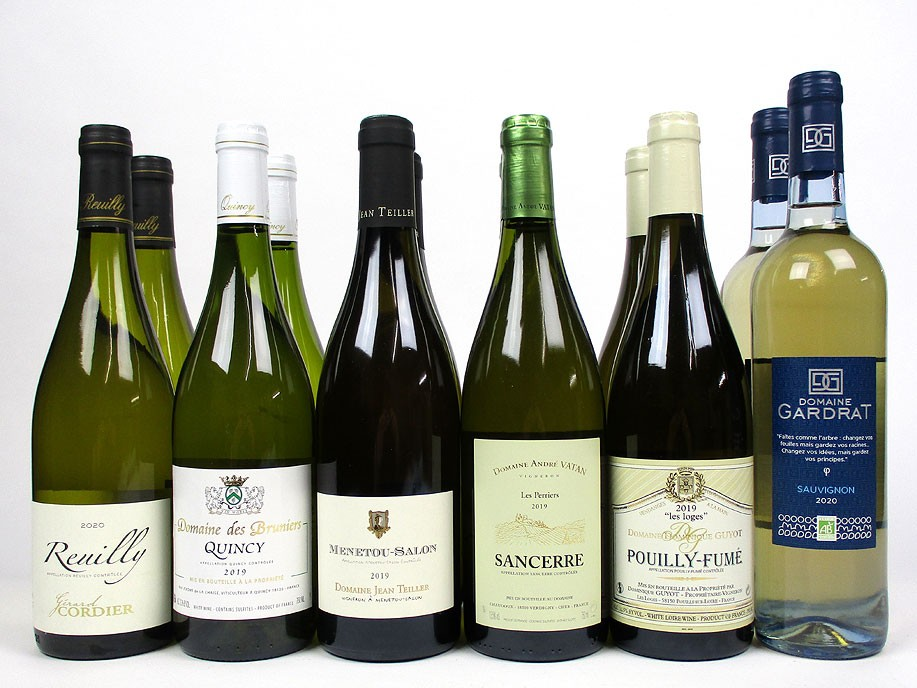 'Six Sauvignons' - Mixed Case Wine Offer