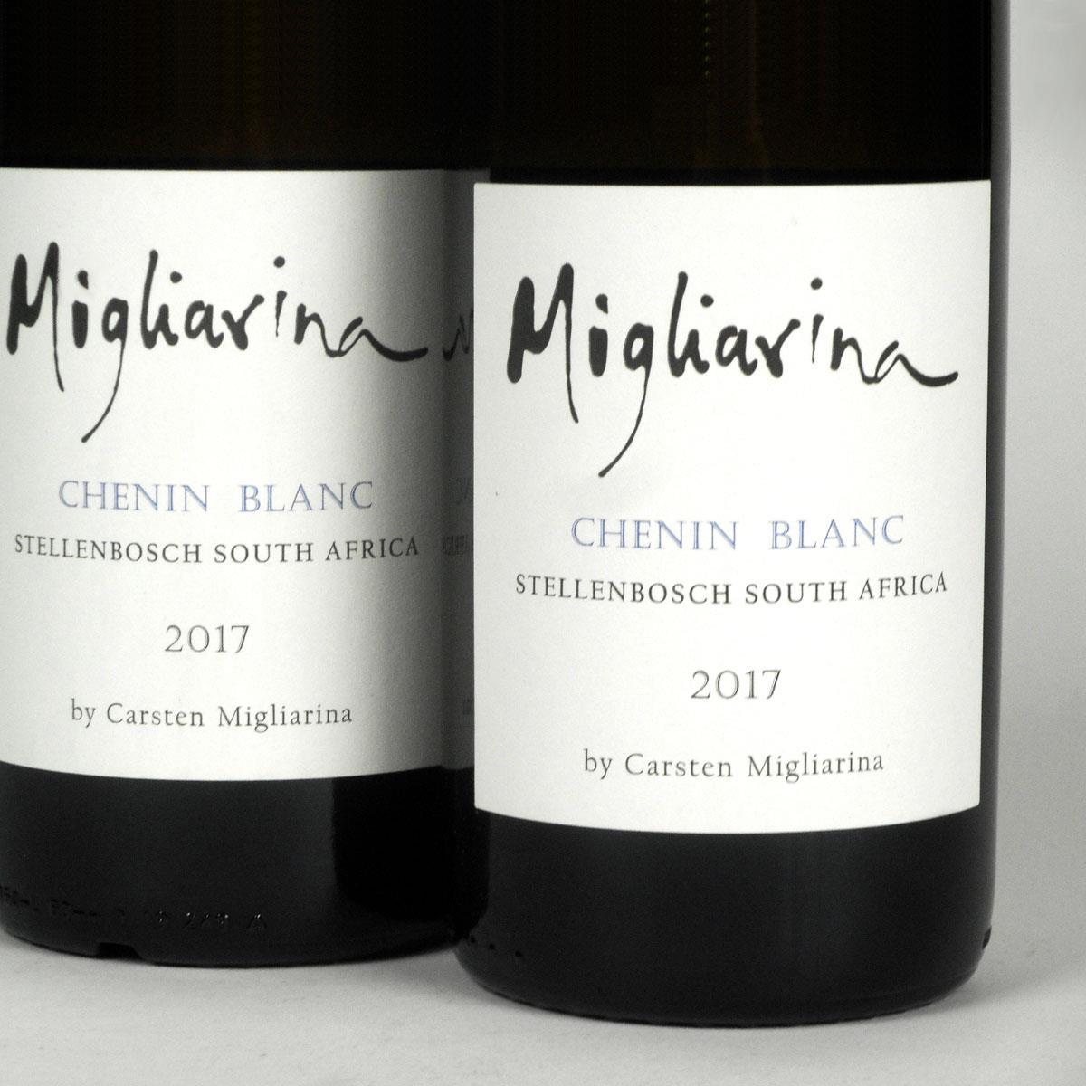 Stellenbosch: Migliarina Chenin Blanc 2017