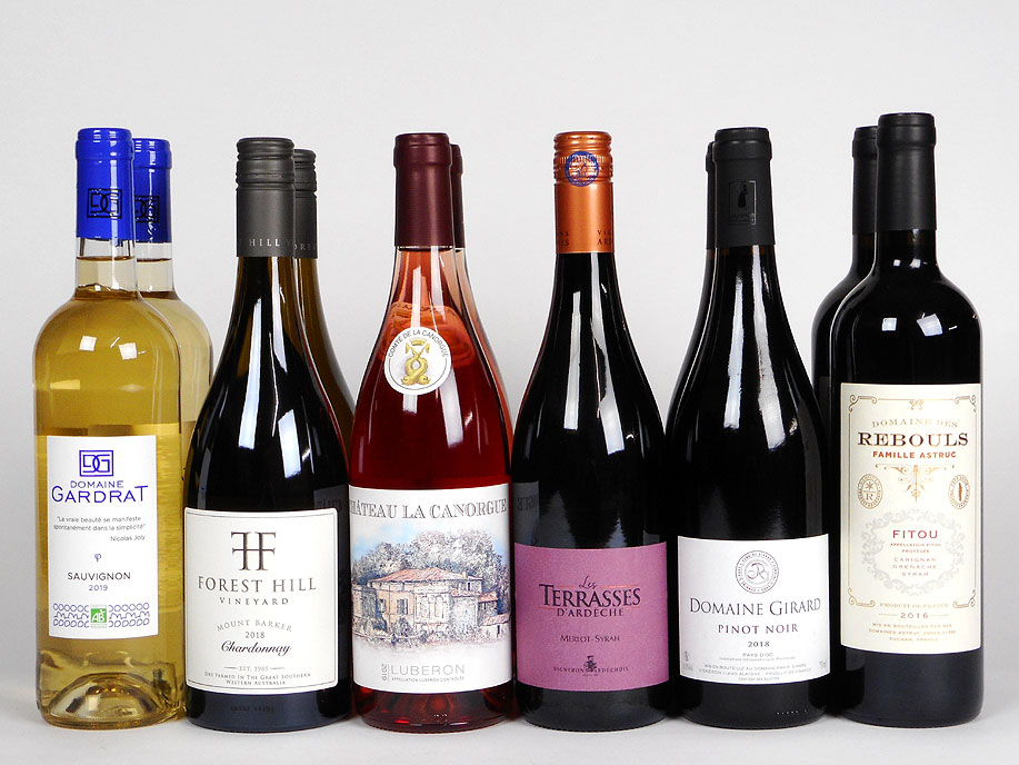 'Suitable for Summer' - Mixed Case Wine Offer