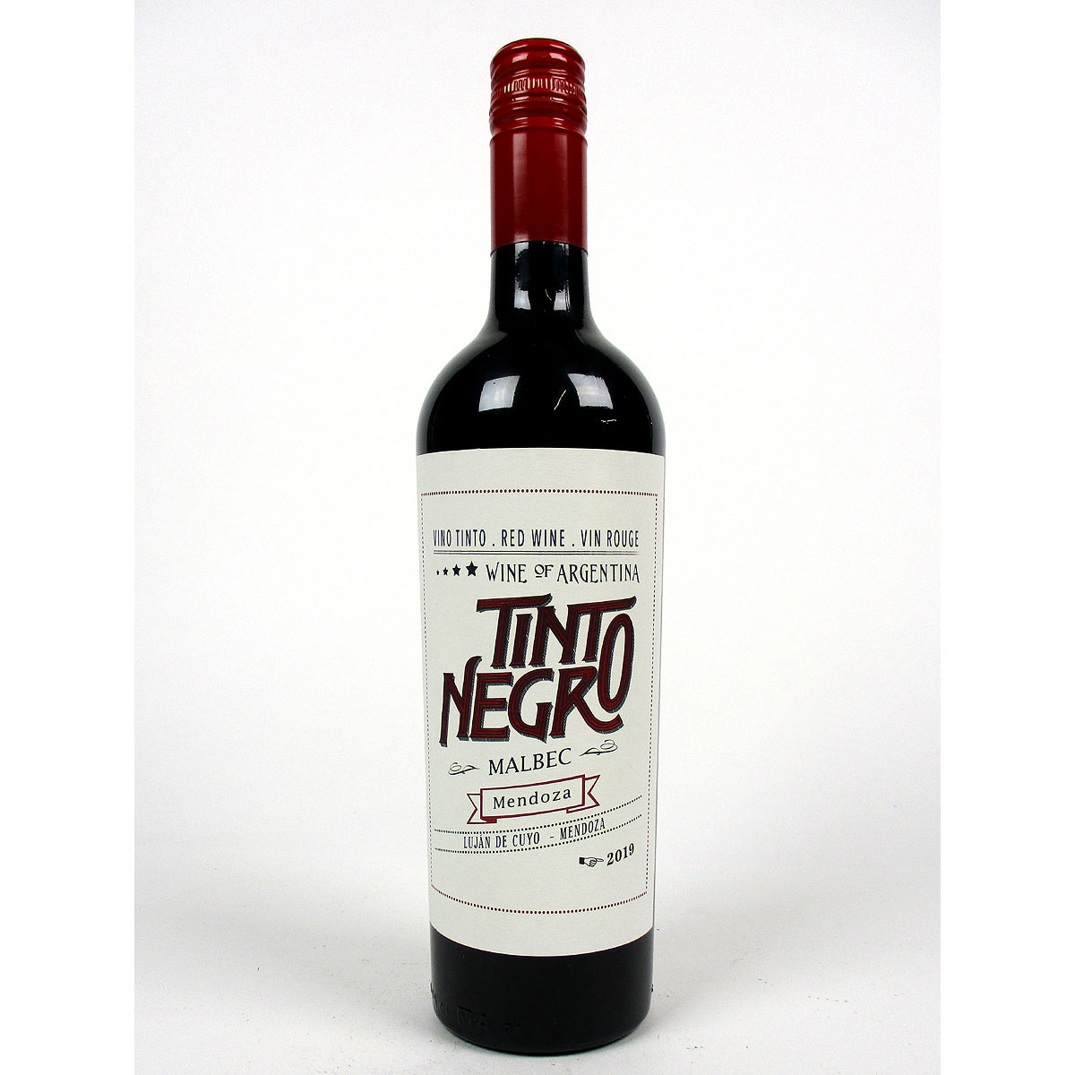 Tinto Negro: Mendoza Malbec 2019 - Bottle