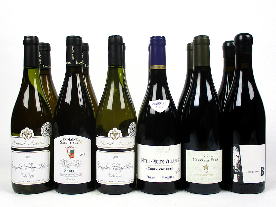 'Villages People' - Mixed Case Wine Offer