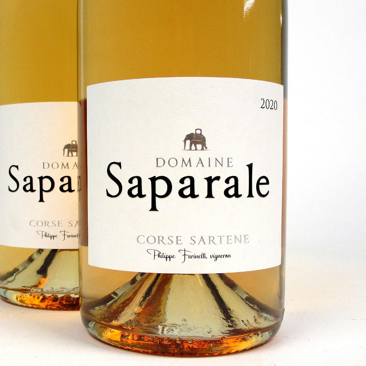 Vin de Corse Sartène Rosé: Domaine Saparale 2020